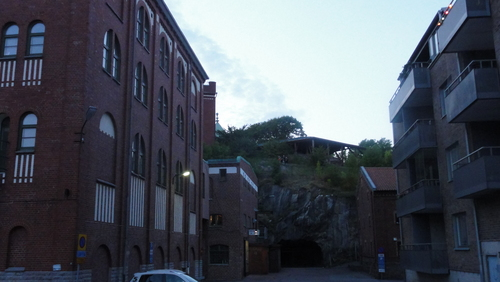 Gothenburg:  Ancient Industry at Majorna