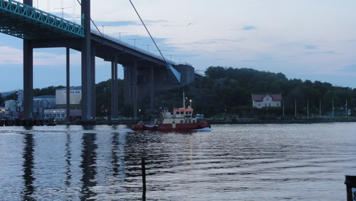 Gothenburg:  Alvsborgsbron