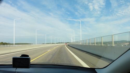 Gothenburg:  Autobahn