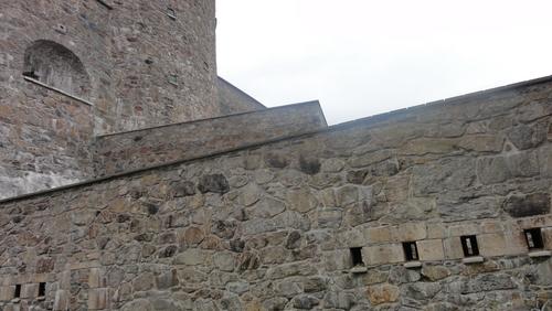"""Marstrand: """"Carlsten"""" Fort"""