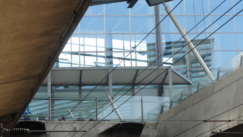 "Railway Station ""Kopenhavns Lufthavn"""