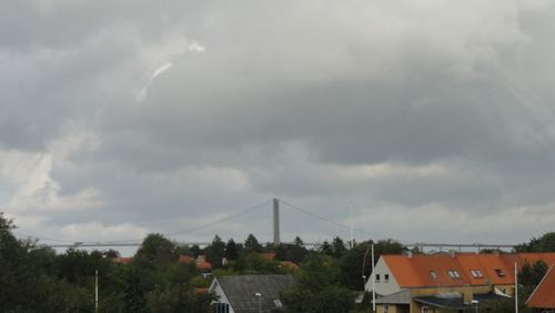 Denmark, Bridge Funen Jutland