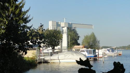 Wildau, Shipyard