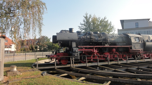 Wildau, Locomotive
