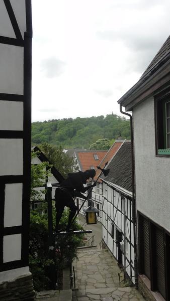 Kettwig, Historische Altstadt