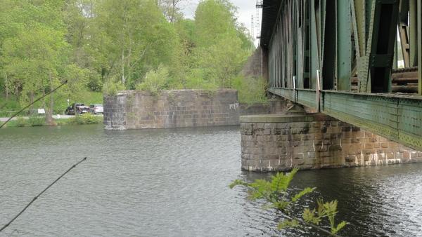 Kettwig, Eisenbahnbrücke
