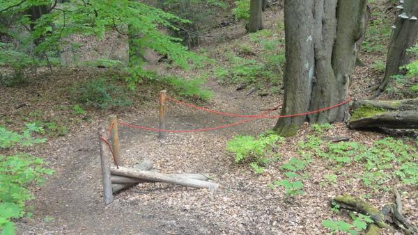 Kettwig, Wanderweg A2, Unfertiger Neanderlandsteig