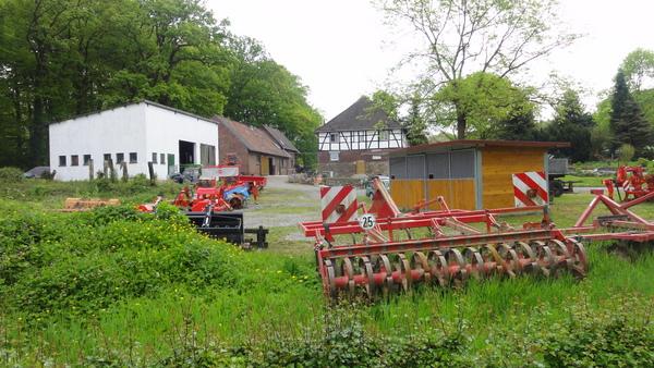 Oefte, Hessen-Hof