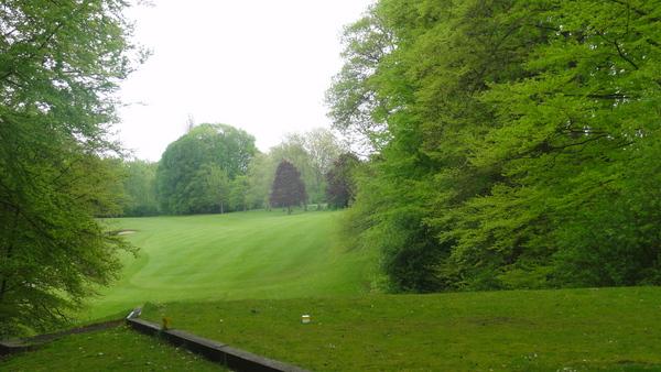 Oefte, Golfplatz