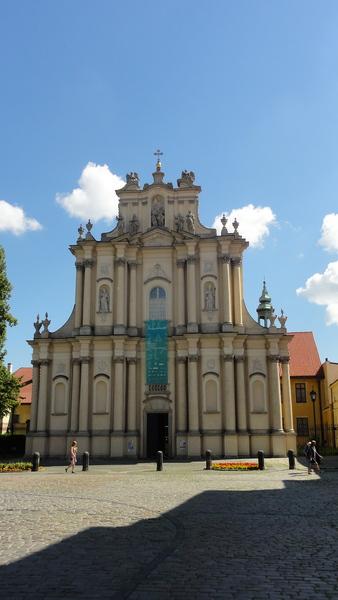 Warszawa, Krakowskie Przedmiesce