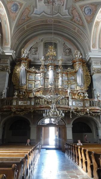 Warszawa, St. Anne Church