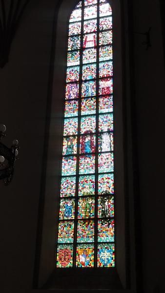 Warszawa, Stare Miasto, Reconstructed Church