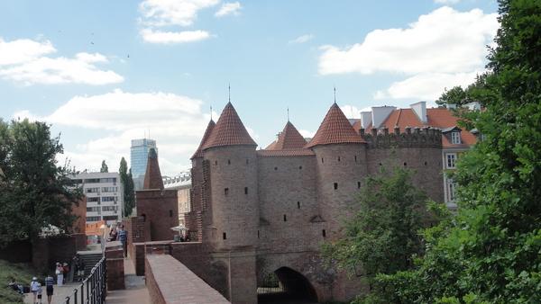Warszawa, Nowe Miasto