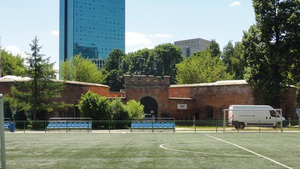Warszawa, Second Fort