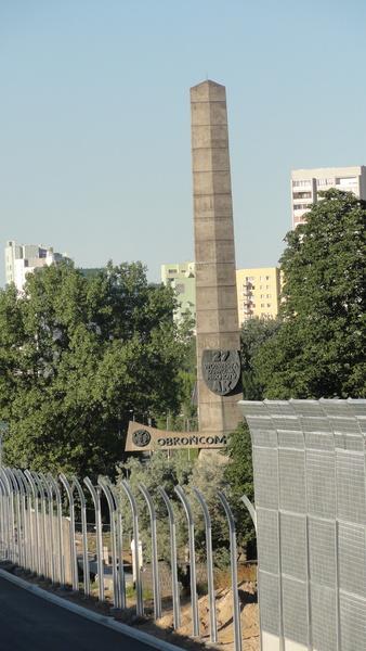 Warszawa, Park Kaskada