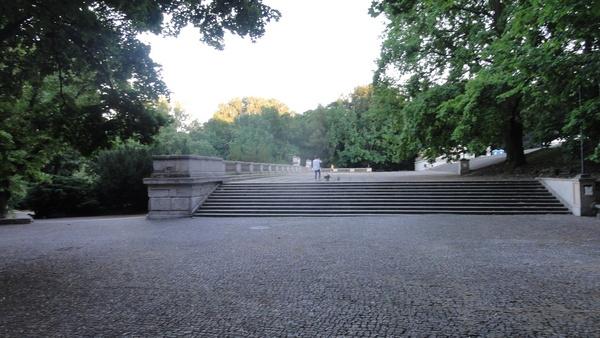 Warszawa, Ujazdow