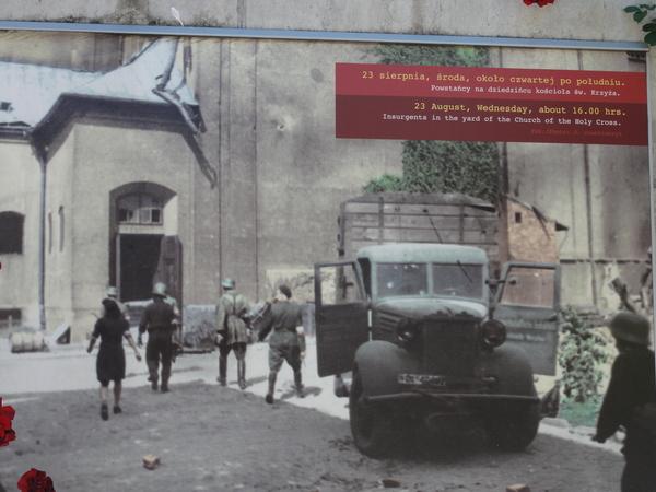 Warszawa, Museum Powstania Warszawskiego