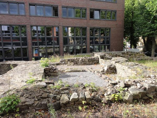 Ilmenau, Medieval Castle Ruins