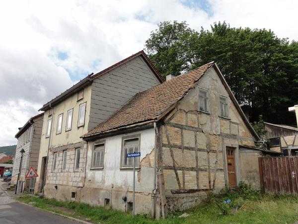 Ilmenau, Goethe Wanderweg