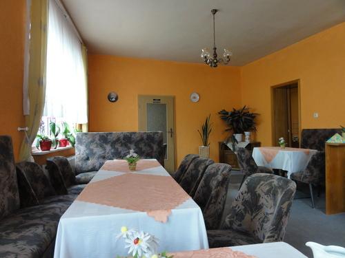 Ilmenau, Goethe Wanderweg, Cafe in Manebach
