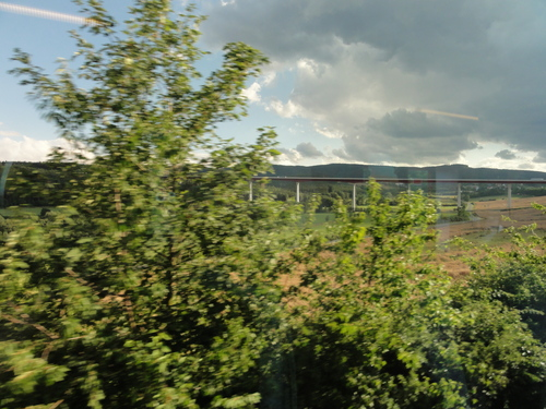 Zwischen Ilmenau und Erfurt