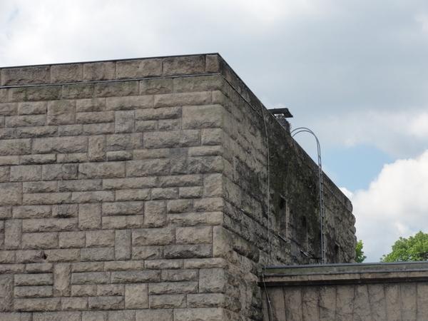 Essen, Parkfriedhof, Trauerhalle