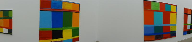 documenta 14, Farb-Quadrate