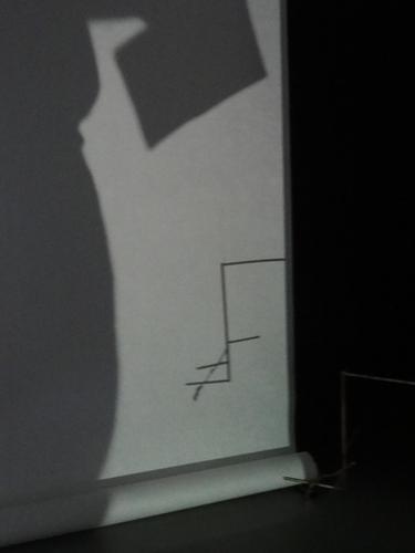 documenta 14, Scherenschnitt-Vorleser