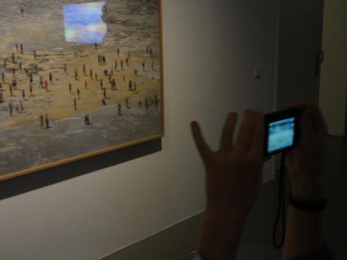 documenta 14, Strand mit Photographen