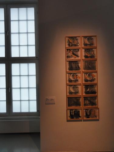 documenta 14, Bilder- und Fensterrahmen