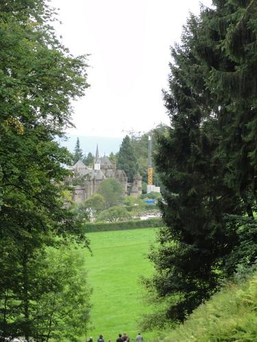Kassel-Wilhelmshöhe, weitere Kaskaden