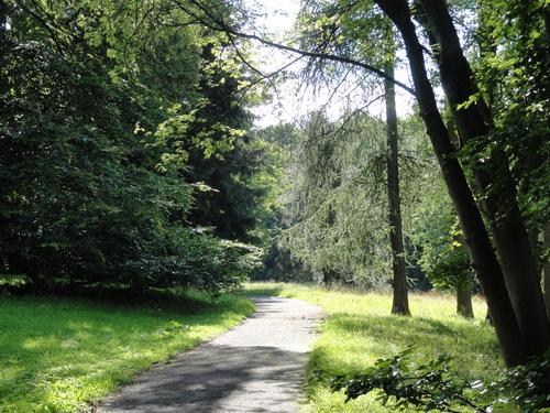 Kassel-Wilhelmshöhe, Park