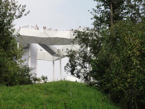 """IGA,  Aussichtsplattform """"Wolkenhain"""""""